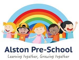 Alston Pre-School Logo